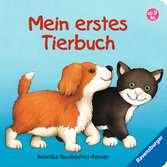 Mein erstes Tierbuch Kinderbücher;Babybücher und Pappbilderbücher - Ravensburger