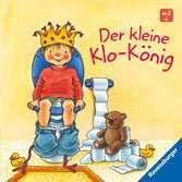 Der kleine Klo-König Kinderbücher;Babybücher und Pappbilderbücher - Ravensburger