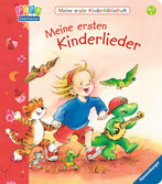Meine ersten Kinderlieder Bücher;Pappbilderbücher - Ravensburger