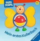 Mein erstes Kullerbuch Kinderbücher;Babybücher und Pappbilderbücher - Ravensburger