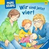 Wir sind jetzt vier! Kinderbücher;Babybücher und Pappbilderbücher - Ravensburger