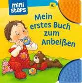 Mein erstes Buch zum Anbeißen Kinderbücher;Babybücher und Pappbilderbücher - Ravensburger