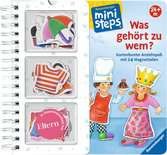 Was gehört zu wem? Kinderbücher;Babybücher und Pappbilderbücher - Ravensburger