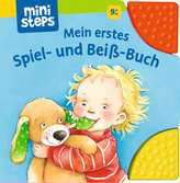 Mein erstes Spiel- und Beißbuch Kinderbücher;Babybücher und Pappbilderbücher - Ravensburger