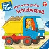 Mein erster großer Schiebespaß Kinderbücher;Babybücher und Pappbilderbücher - Ravensburger