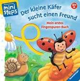 Mein erstes Fingerspuren-Buch: Der kleine Käfer sucht einen Freund Baby und Kleinkind;Bücher - Ravensburger
