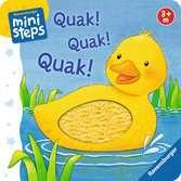 Quak! Quak! Quak! Kinderbücher;Babybücher und Pappbilderbücher - Ravensburger