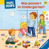Was passiert im Kindergarten? Kinderbücher;Babybücher und Pappbilderbücher - Ravensburger