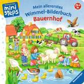Mein allererstes Wimmel-Bilderbuch: Bauernhof Baby und Kleinkind;Bücher - Ravensburger