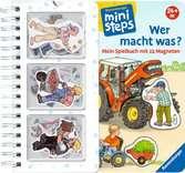 Wer macht was? Kinderbücher;Babybücher und Pappbilderbücher - Ravensburger