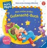 Mein erstes großes Gutenacht-Buch Kinderbücher;Babybücher und Pappbilderbücher - Ravensburger