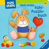 Mein erstes Fühl-Puzzlebuch Kinderbücher;Babybücher und Pappbilderbücher - Ravensburger