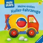 Meine ersten Kuller-Fahrzeuge Kinderbücher;Babybücher und Pappbilderbücher - Ravensburger