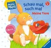 Schau mal, such mal: Meine Tiere Baby und Kleinkind;Bücher - Ravensburger