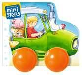 Mein erstes Räder-Rasselbuch: Fahr los, kleiner Traktor! Baby und Kleinkind;Bücher - Ravensburger