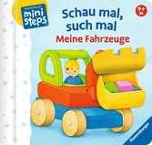 Schau mal, such mal: Meine Fahrzeuge Kinderbücher;Babybücher und Pappbilderbücher - Ravensburger