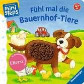 Fühl mal die Bauernhof-Tiere Kinderbücher;Babybücher und Pappbilderbücher - Ravensburger