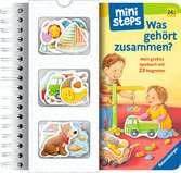 Was gehört zusammen? Kinderbücher;Babybücher und Pappbilderbücher - Ravensburger