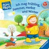 Ich mag Frühling, Sommer, Herbst und Winter Baby und Kleinkind;Bücher - Ravensburger