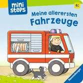 Meine allerersten Fahrzeuge Kinderbücher;Babybücher und Pappbilderbücher - Ravensburger
