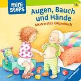 Augen, Bauch und Hände Kinderbücher;Babybücher und Pappbilderbücher - Ravensburger