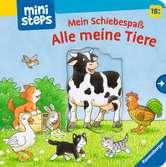 Mein Schiebespaß: Alle meine Tiere Kinderbücher;Babybücher und Pappbilderbücher - Ravensburger