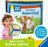 Mein erster Bücher-Würfel (Starter-Set) Baby und Kleinkind;Bücher - Ravensburger
