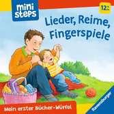 Mein erster Bücher-Würfel: Lieder, Reime, Fingerpiele (Bücher-Set) Kinderbücher;Babybücher und Pappbilderbücher - Ravensburger