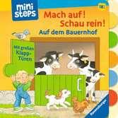 Mach auf! Schau rein! Auf dem Bauernhof Kinderbücher;Babybücher und Pappbilderbücher - Ravensburger