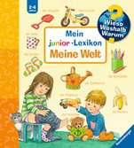 Mein junior-Lexikon: Meine Welt Bücher;Wieso? Weshalb? Warum? - Ravensburger