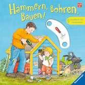 Hämmern, Bohren, Bauen! Kinderbücher;Babybücher und Pappbilderbücher - Ravensburger