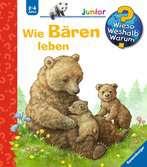 Wie Bären leben Bücher;Wieso? Weshalb? Warum? - Ravensburger