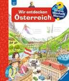Wir entdecken Österreich Bücher;Wieso? Weshalb? Warum? - Ravensburger