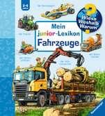 Mein junior-Lexikon: Fahrzeuge Bücher;Wieso? Weshalb? Warum? - Ravensburger