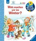 Was machen wir im Winter? Bücher;Wieso? Weshalb? Warum? - Ravensburger