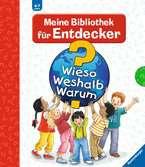 Meine Bibliothek für Entdecker (Schuber) Bücher;Wieso? Weshalb? Warum? - Ravensburger