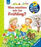 Was machen wir im Frühling? Kinderbücher;Wieso? Weshalb? Warum? - Ravensburger