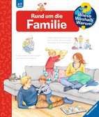 Rund um die Familie Bücher;Wieso? Weshalb? Warum? - Ravensburger