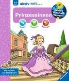 Prinzessinnen Malen und Basteln;Bastel- und Malbücher - Ravensburger