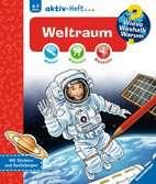 Weltraum Malen und Basteln;Bastel- und Malbücher - Ravensburger