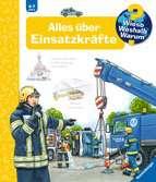 Alles über Einsatzkräfte Kinderbücher;Wieso? Weshalb? Warum? - Ravensburger