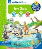 Im Zoo Kinderbücher;Wieso? Weshalb? Warum? - Ravensburger
