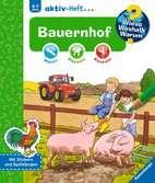 Bauernhof Malen und Basteln;Bastel- und Malbücher - Ravensburger