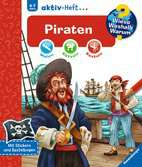 Piraten Malen und Basteln;Bastel- und Malbücher - Ravensburger