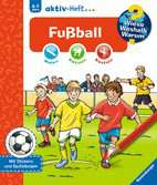 Fußball Kinderbücher;Wieso? Weshalb? Warum? - Ravensburger