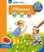 Pflanzen Malen und Basteln;Bastel- und Malbücher - Ravensburger