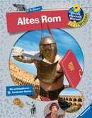 Altes Rom Kinderbücher;Wieso? Weshalb? Warum? - Ravensburger