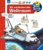 Wir entdecken den Weltraum Kinderbücher;Wieso? Weshalb? Warum? - Ravensburger