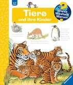 Tiere und ihre Kinder Kinderbücher;Wieso? Weshalb? Warum? - Ravensburger