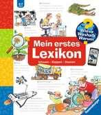 Mein erstes Lexikon Bücher;Wieso? Weshalb? Warum? - Ravensburger